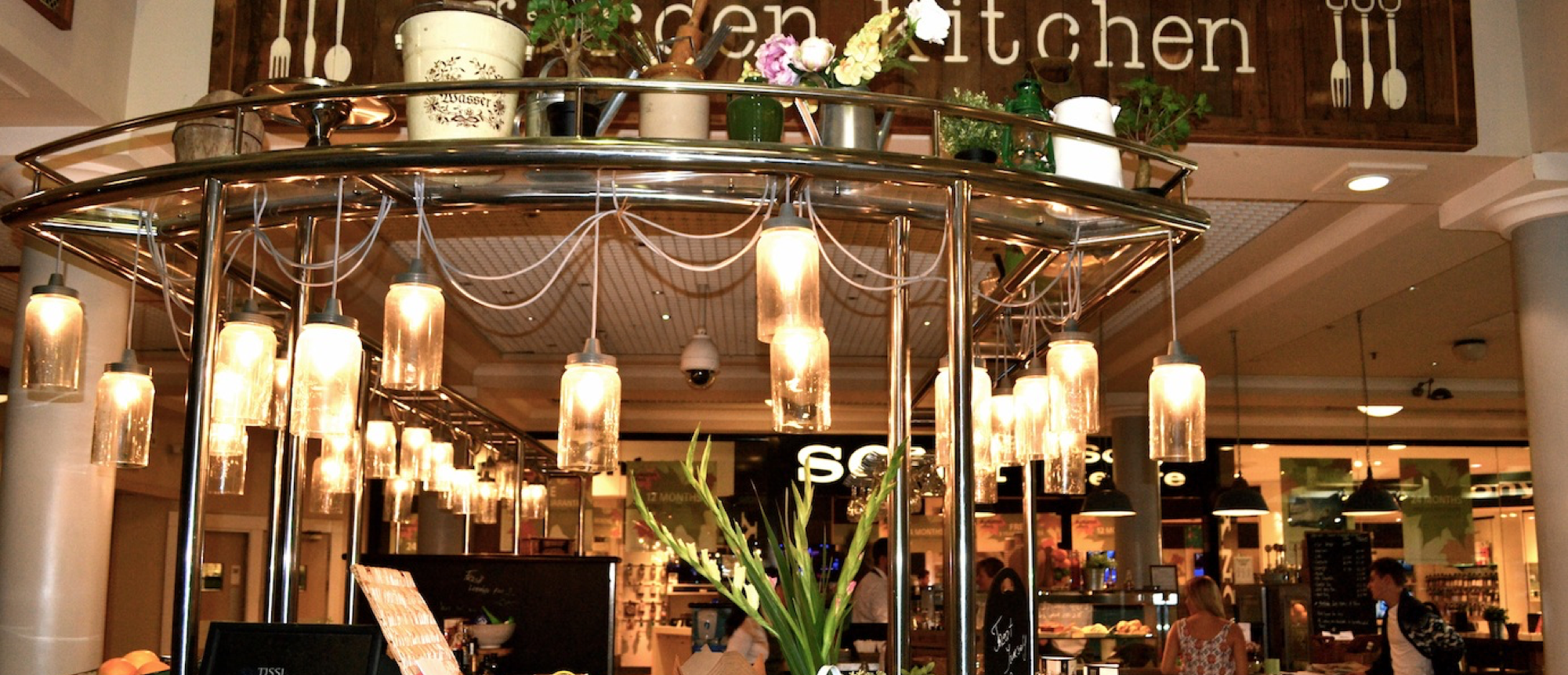 Sanctuary in the City at Garden Kitchen Newcastle