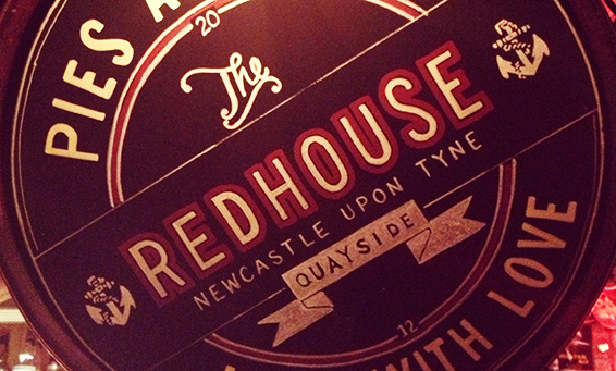 The Redhouse: For The Love Of Pie.
