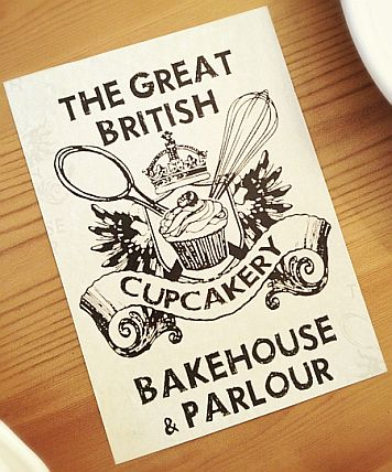 New Kid on the Block: The Great British Cupcakery