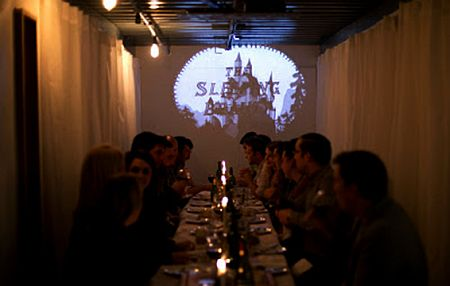A Whole New Dining Experience: The Grazer Supperclub
