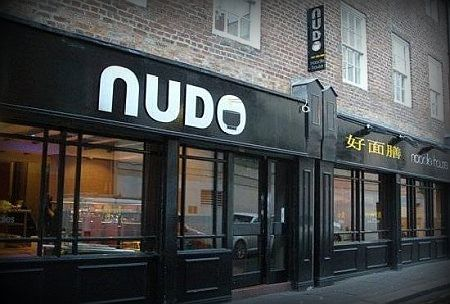 Nudo – A Hidden Gem on Low Friar Street.