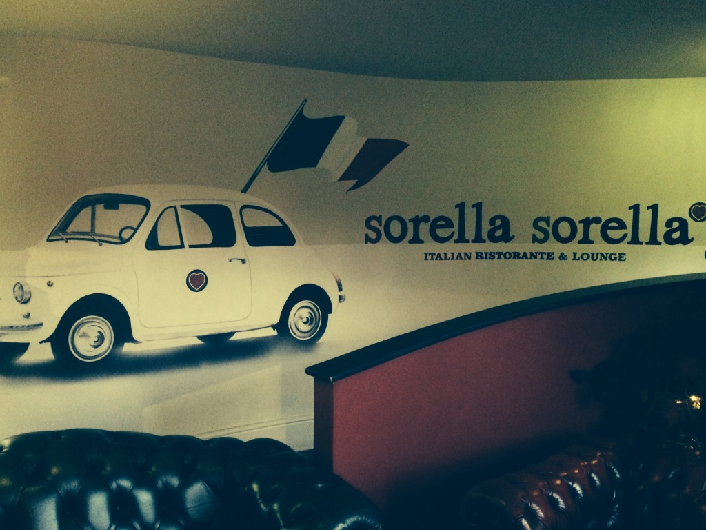 Delicious, authentic Italian cuisine at Sorella Sorella, Sunniside…