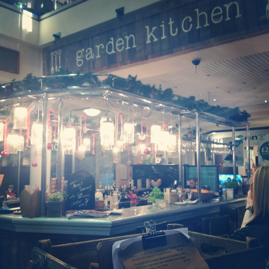 REVIEW: Garden Kitchen Newcastle.