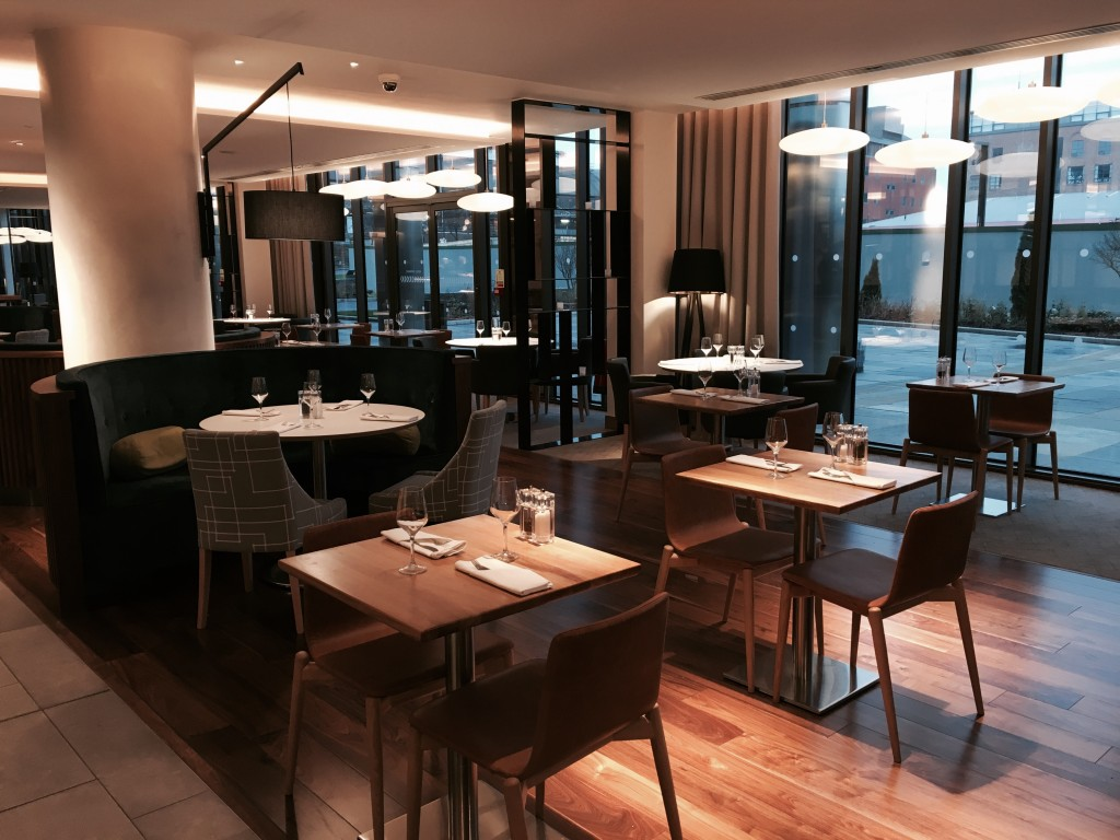 Interiors of Hawthorns Newcastle - Review by Scran on the Tyne
