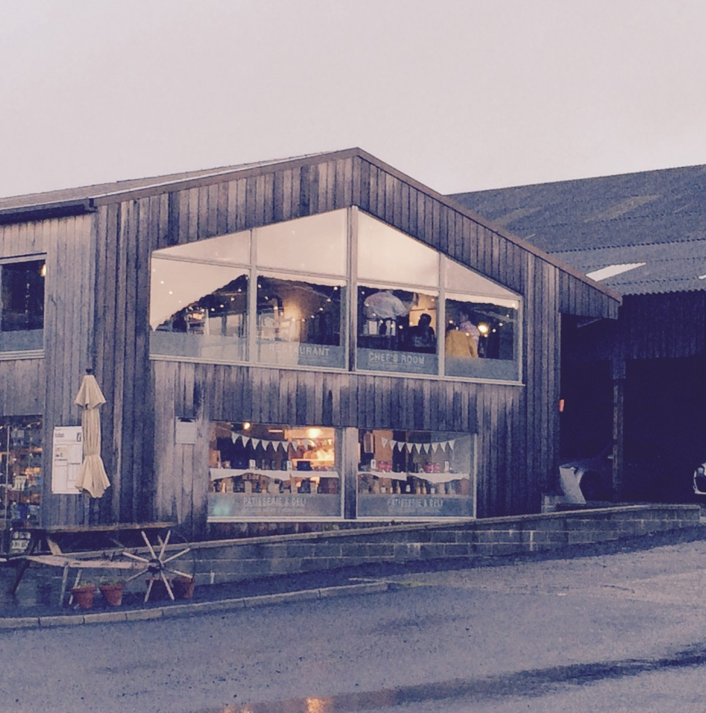 A delectable lunch at Vallum Farm Restaurant