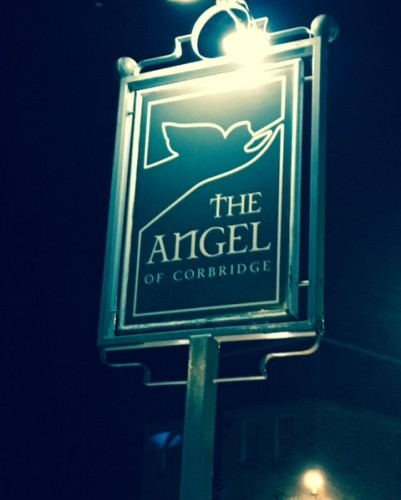 A heavenly stay at The Angel Inn, Corbridge