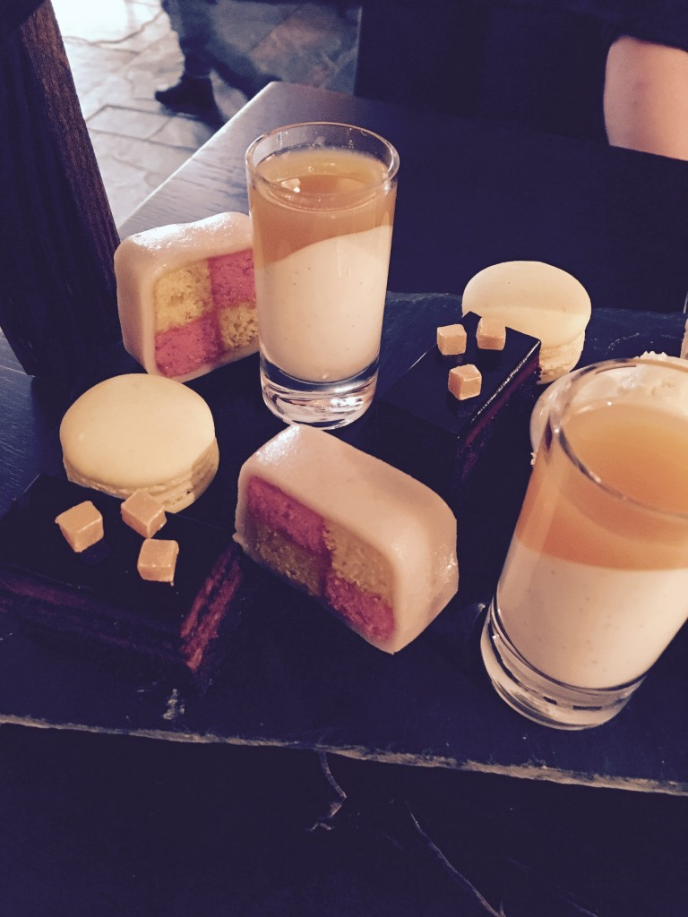 Image shows handmade confections made at The Angel Inn, Corbridge