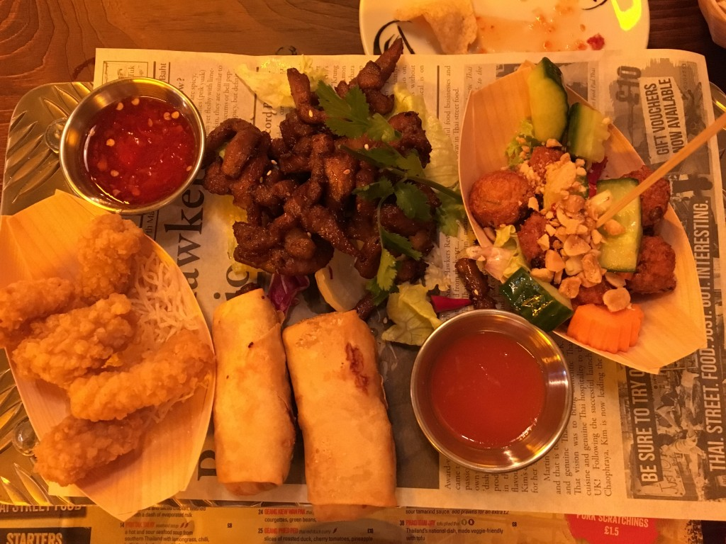 Starter course at Thaikhun, Metro Centre