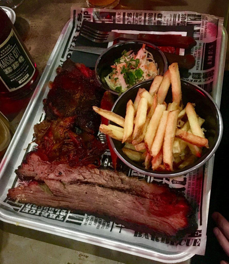 Pitmaster Tray at Reds True BBQ Newcastle