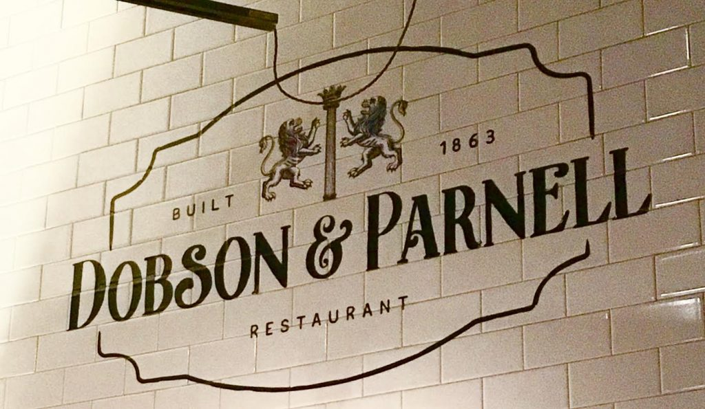 Dobson and Parnell – Queen Street's newest foodie haven!