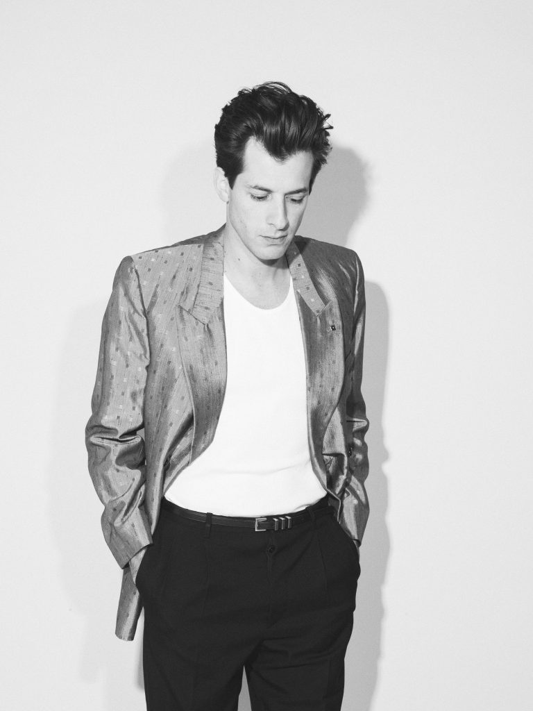 Mark Ronson is coming to Festival on the Wall