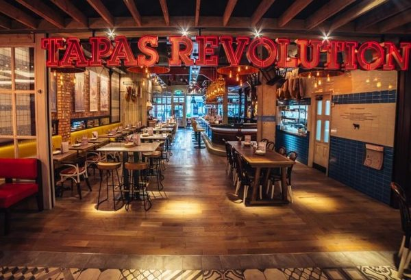 Tapas Revolution Newcastle: Little plates of awesomeness in Eldon Square