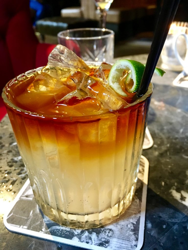 Dark n Stormy at Colonel Porter's