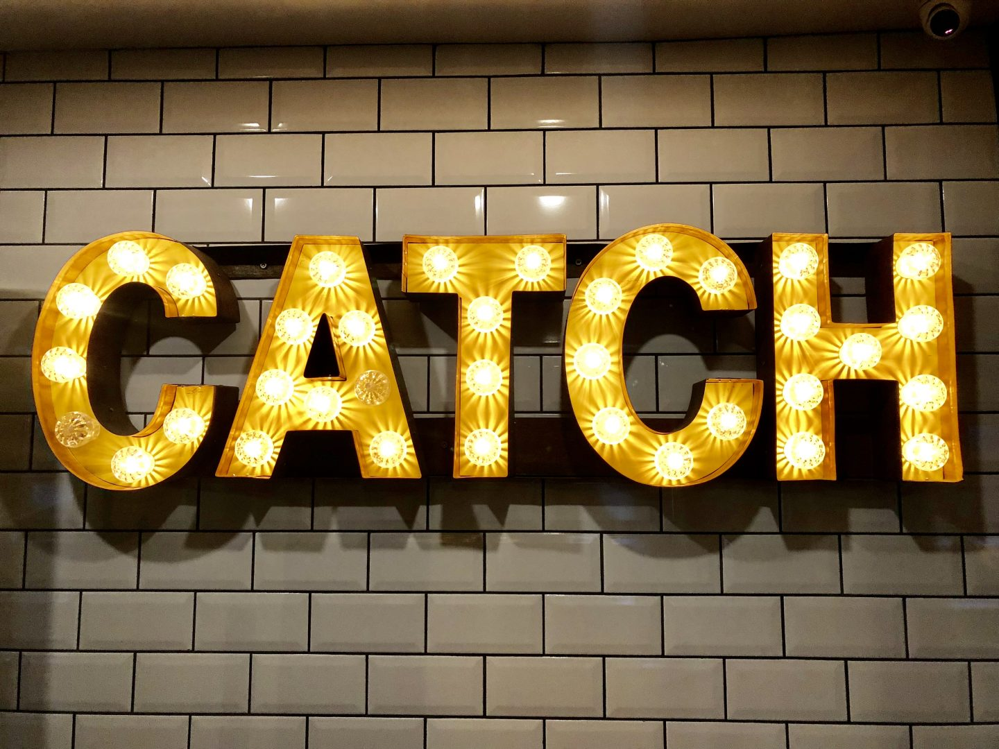 Quite the Catch! Dinner and a night at Catch Ponteland.